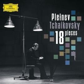 Mikhail Pletnev альбом Tchaikovsky: 18 pieces for solo piano, Op. 72