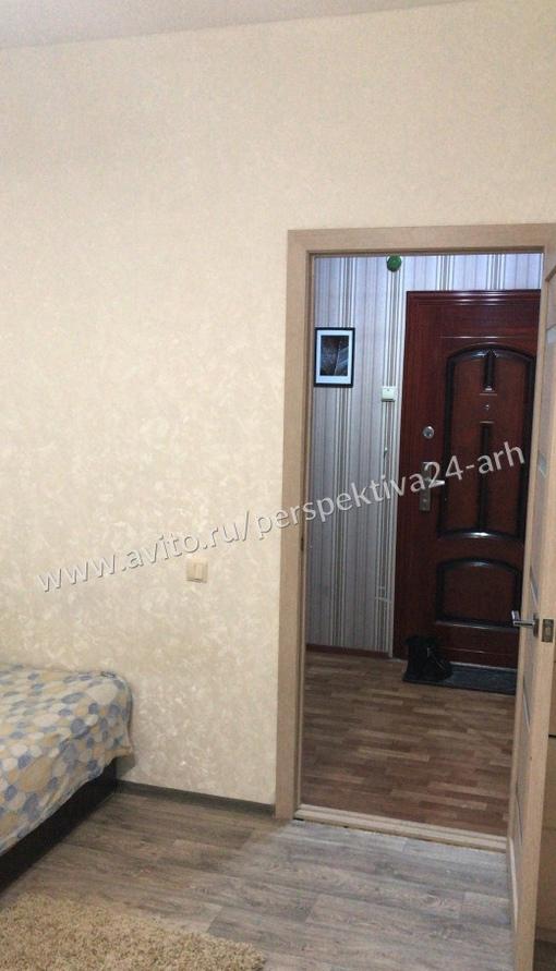 квартира в панельном доме Федора Абрамова 5 к1