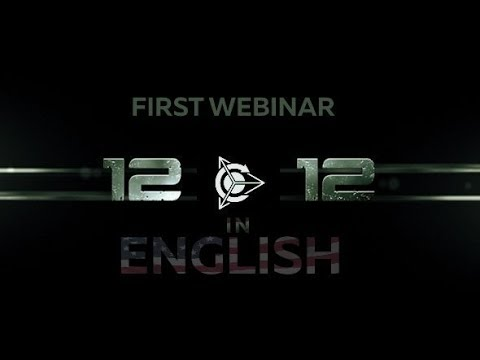 12.12 First webinar-presentation in English of Duyunovs Project   SolarGroup Life