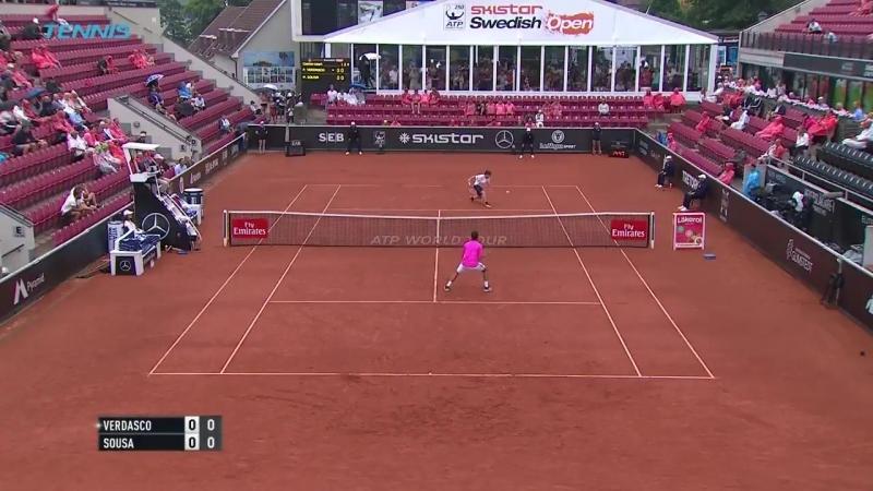 Фернандо Вердаско - Педро Соуза Хот Шот (Betting good tennis)