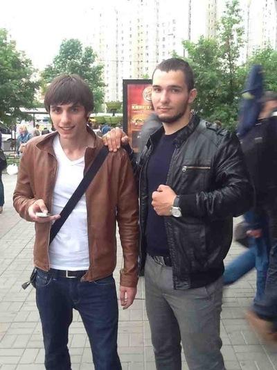 Шамиль Агаев, 18 февраля , Москва, id33906919