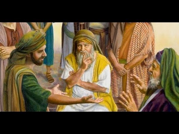 Еврей и праведник . Удивительная история.