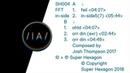 FFT - Orr Din [Super Hexagon]