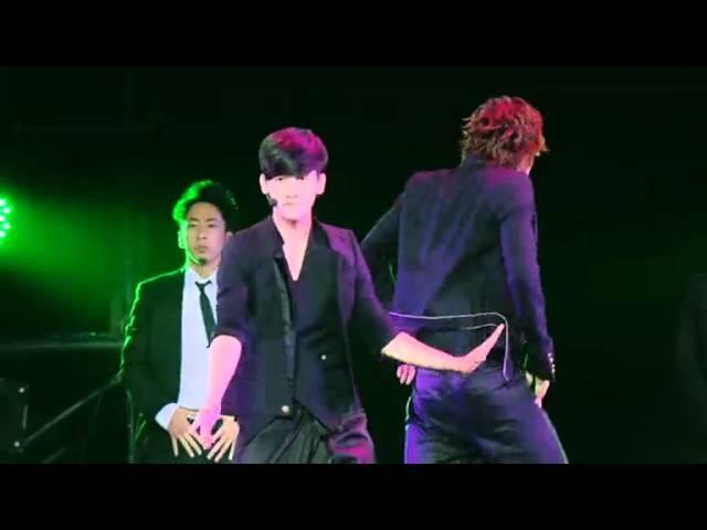 Break Out Android TVXQ/東方神起/DBSK/THSK/동방신기 Bigeast Fanclub Event 2012