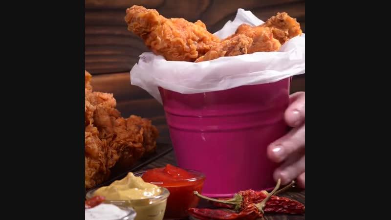 Друзья берём и делаем, пусть КFC разорится! Ням-ням!