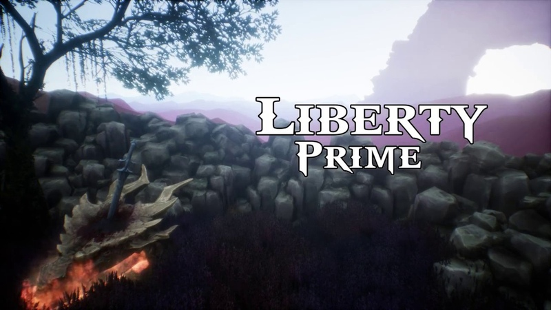 Liberty Prime Early Access Launch Trailer