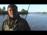 Ловля щуки на реке Обь, Оровская протока (Рыбалка, июнь, 2013)