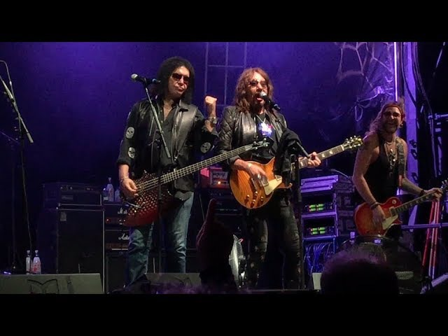 Gene Simmons Band Ace Frehley - LIVE Reunion (2017)