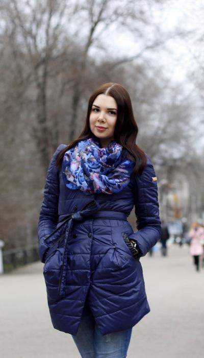 Виктория Бойченко, 26 ноября 1992, Омск, id75371113