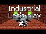 Industrial LP #3 - Minium stone, ад и солнечная панель! (Minecraft 1.5.2 [RUS])