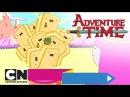 Время приключений Пищевая цепочка Джеймс второй серия целиком Cartoon Network