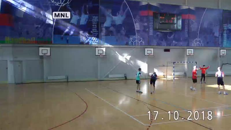 Турнир по гандболу на призы ЗТР В С Максимова