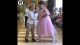 Танец в детском саду, Девочка - огонь! Весь танец сделала!
