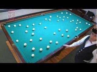 Karen Babajanyan - Master of Billiard - Tricks - 32 Atam