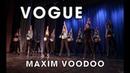 Fraules Dance Centre Отчетный концерт Vogue Maxim Voodoo