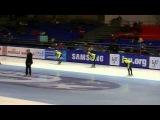 ISU World Cup 2013/2014, Kolomna (RUS) 3000m Relay women Heat 4 Украина, Великобритания, Канада, Россия Спасибо за видео Наталии Долгополовой!  http://youtu.be/0OARuyKpvZQ