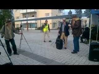 Olli Heikkilä 258 - Vaalit Tampereella