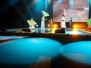 Мой Азербайджан Гурбан Аббасов и Наталья Кудряшова исполнение вживую Национальная опера 2017