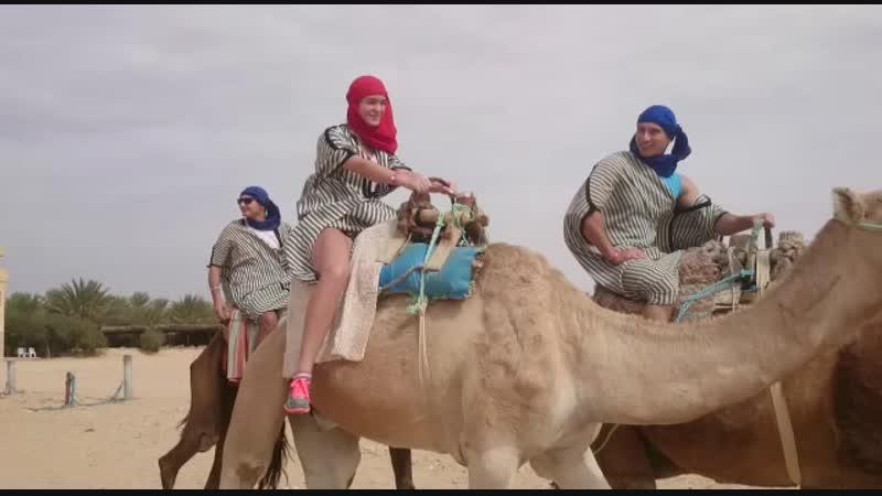 Letoile du Djerba. Сахара. ДУЗ