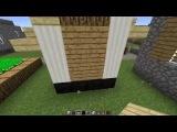 Современная деревня #2 ( minecraft )