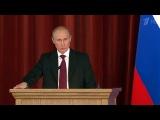 Владимир Путин: дорога к миру на Украине не может лежать через войну - Первый канал