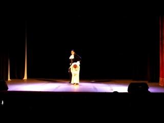 II Сибирский фестиваль фламенко iOle con Ole!. «Sonidos del Silencio»  Душа на кончике смычка