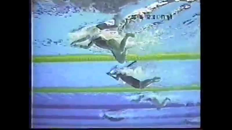 Yana Klochkova 200m Ind. Medley 2001 World Championships Fukuoka