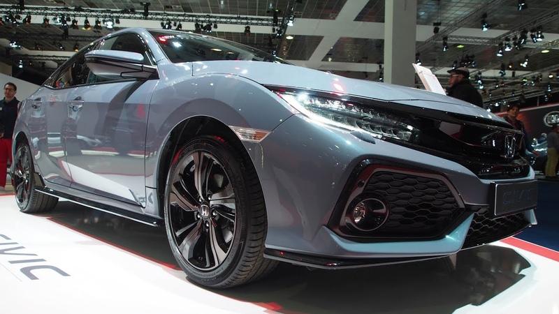 Honda Civic 5D i-VTEC Sport 6MT - Lookaround