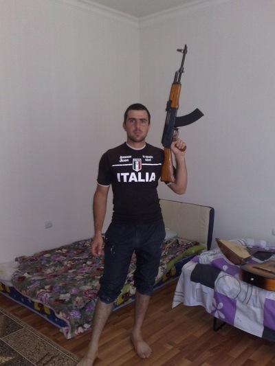 Giorgi Burkishvili, Лотошино, id216459272