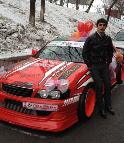 Бакир Джан, 5 марта 1993, Владивосток, id203504858