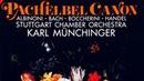 The Baroque Music Pachelbel Albinoni Bach Handel reference recording Karl Munchinger