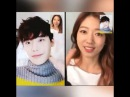 Park Shin Hye and Lee Jong Suk vui vẻ gọi điện video Tin Mới Nhất 2017