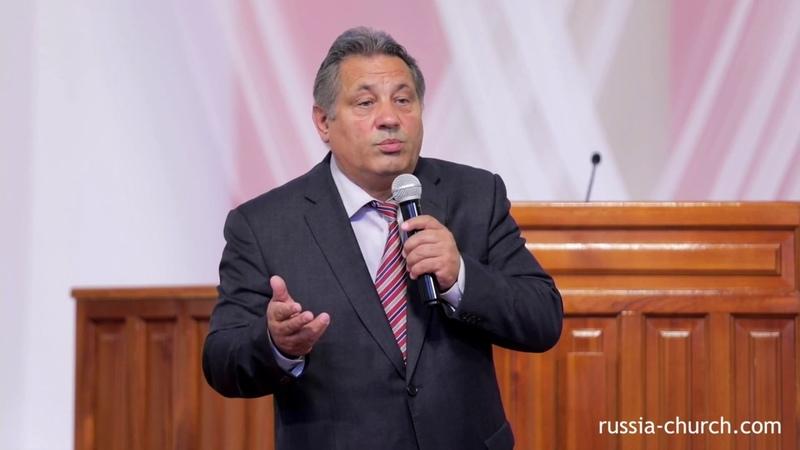 Жертва благодарности - Проповедь Рувим Аполлосович