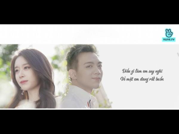 Official lyrics MV jiyeon × Soobin Vietnamesse ver