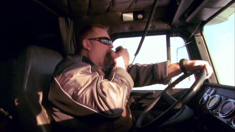 Ледовый путь дальнобойщиков 2 сезон 8 серия из 14 / Ice Road Truckers (2008) HD 720p