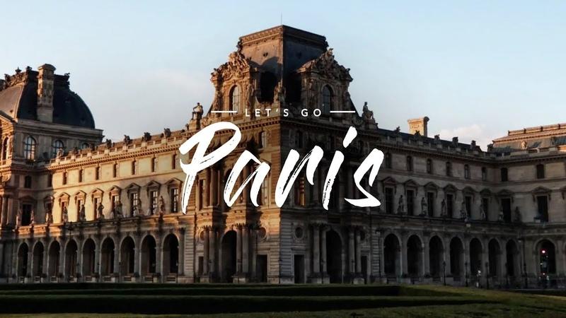 Let's Go - Paris