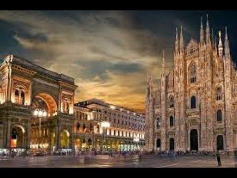 Милан. Камила и Каролина в Милане. Шоппинг в Милане. Сказочно красивые места