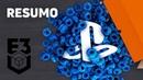 SONY PLAYSTATION NA E3 2018 TUDO QUE ROLOU NA CONFERÊNCIA Voxel