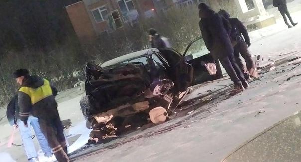 ДТП со смертельным исходом произошло в левобережье Усть-Илимска