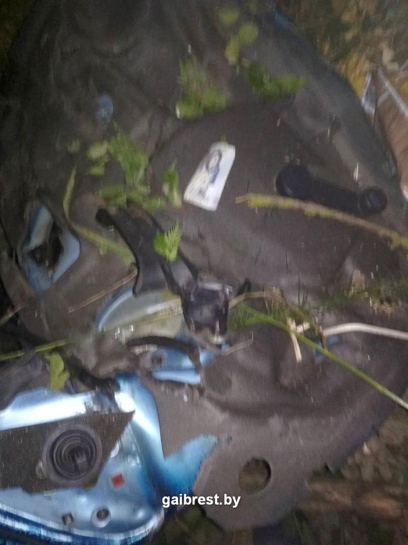 Пьяный водитель-бесправник попал в ДТП, в результате которого погиб пассажир