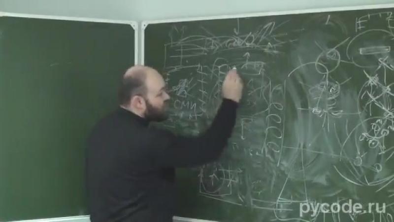 Холопов А.В (лекция 2) - Противостояние информационной агрессии (07.11.2012)