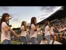 181006 › CY・ IZONE - Pick Me › бейсбольный матч Doosan Bears vs LG Twins