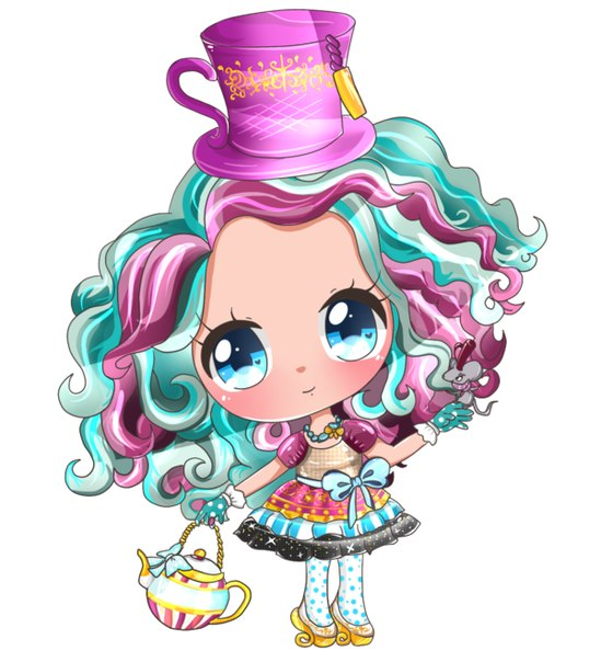 Ever After High Madeline Hatter! Coloring Book Pages Fun!