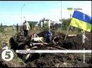 Мешканці Харкова копають траншеї на кордоні з РФ