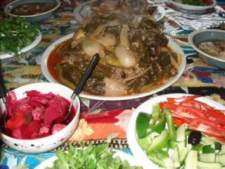 XWARDNI KURDI - kurdish food