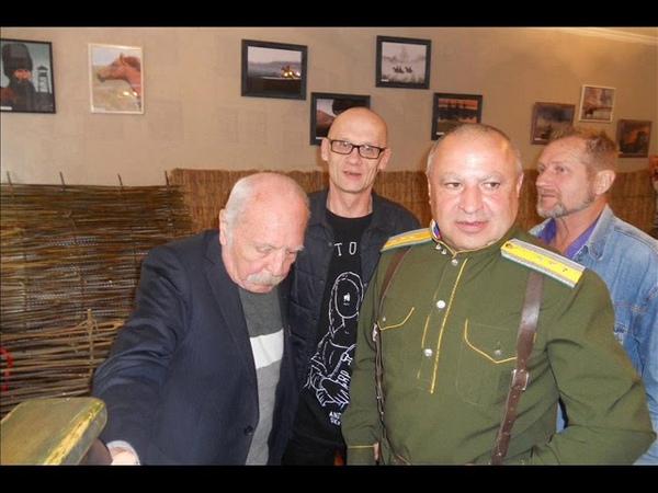 130 летие Уссурийского казачьего войска в арт кафе Атаман
