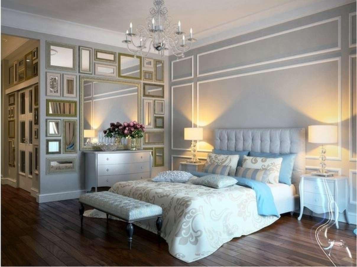 Спальня в современном стиле своими руками