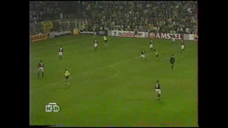 65 CL-1997/1998 Borussia Dortmund - Sparta Praha 4:1 (01.10.1997) HL