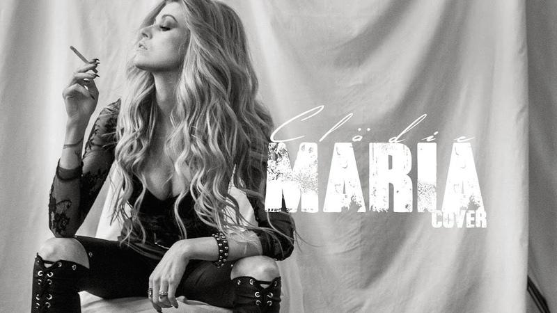 Maria Clödie Blondie Cover