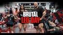 Big Ramy Bakhar Nabieva Brutal Leg Day